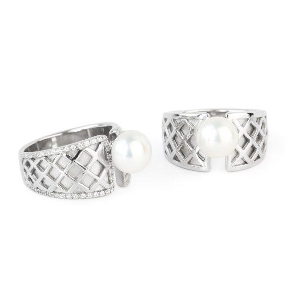 แหวนไข่มุก/ แหวนมุก